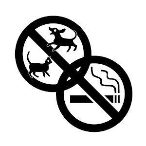 Lodge on Lake Detroit Hotel Amenities - No Pets or Smoking