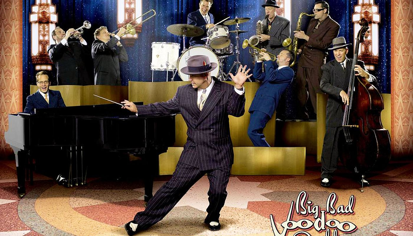 Big Bad Voodoo Daddy 1 Night Package - The Lodge on Lake Detroit