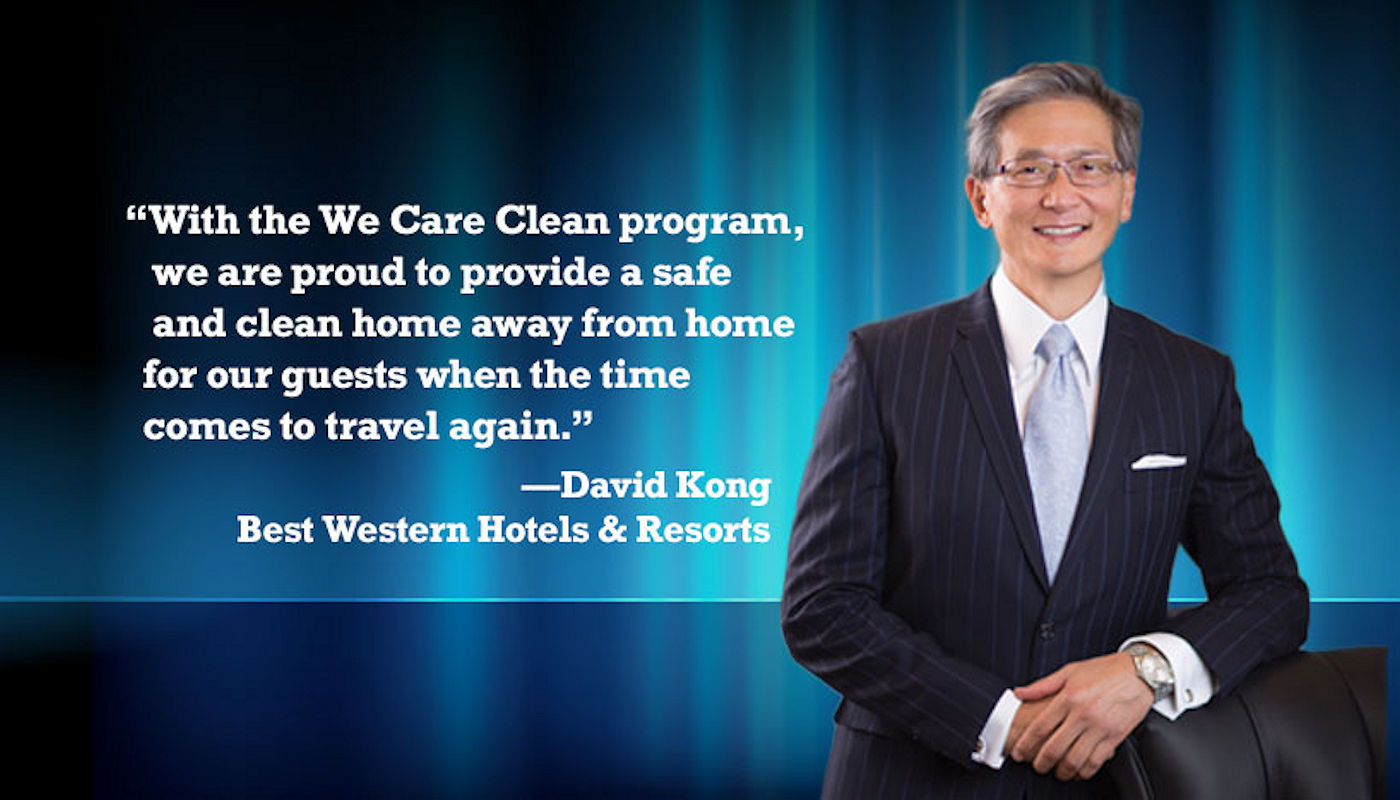 Best Western Introduces We Care Clean Pogram at Superior Inn Grand Marais